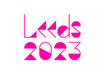 Leeds 2023's logo